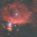 IC 434 - Horsehead Nebula,                                Alessandro Iannacci
