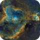 IC1805 Heart Nebula,                                Ilyoung, Seo