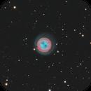 M97-la nébuleuse du hibou,                                astromat89