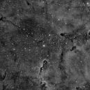 IC1396 H-Alpha Elephant's Trunk Nebula,                                jerryyyyy
