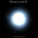 Sirius B in motion 2012 - 2020,                                Giuseppe Donatiello