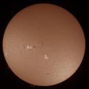 Nice protuberances on the Sun,                                Janos Barabas