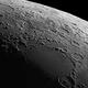 Luna, Mare Humorum e dintorni,                                Giuseppe Focacetti