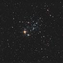 NGC 457,                                John Leader