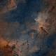 Heart of the Heart nebula (IC 1805),                                Ianto1111