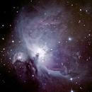 Orion Nebula M42,                                Leandro Fornaziero