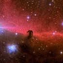 IC434 Horsehead Nebula LRGB,                                Byoungjun Jeong