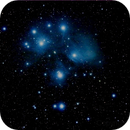 M 45 Pleiades,                                SkipRapp