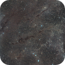 Dark Nebulae in Taurus,                                FrostByte