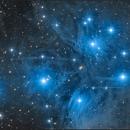 M45  Seven Sisters,                                sky-watcher (johny)