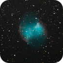M27 Dumbbell Nebula HDR cropped,                                AndreP