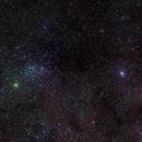 NGC 3532/Caldwell 91 Open Cluster in Carina LRGB,                                Sigga