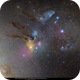 The Scorpion's Head - A Panorama of Stars and Nebulae,                                Gabriel R. Santos...