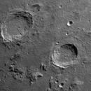 Craters Aristoteles and Eudoxus,                                Bert Scheuneman