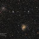 NGC 6946 - Fireworks Galaxy and NGC 6939,                                MRPryor