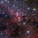 Sh2-155 Cave Nebula,                                Yuzhe Xiao