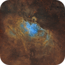 The Eagle Nebula,                                Connor Matherne