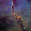 Elephant Trunk nebula,                                Andre van der Hoeven