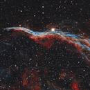 Witch's Broom Nebula,                                Sektor