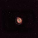 NGC 7293 - The Helix Nebula Wide Field,                                Timothy Martin & Nic Patridge