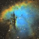 Pacman NGC 281,                                Daniel DeSclafani