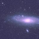 Galaxia de Andrómeda M 31,                                galileo_AAB