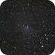 IC405 in Auriga,                                astropical
