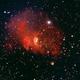 Bubble Nebula,                                Peppe.ct