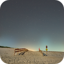 Assateague Island Nightscape #3,                                JDJ