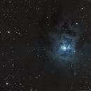 Iris Nebula NGC 7023 6/29/2014 (Reprocessed 5/6/2015),                                Tom Masterson