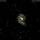 ngc6951  galassia nel  cepheus                                                               distanza 59 milioni   A.L.,                                Carlo Colombo