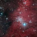 Cone Nebula,                                Jonathan W MacCollum
