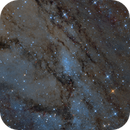 NGC 206 - Star Cloud in Andromeda Galaxy,                                Falk Schiel