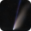 Comet C2020/F3 Neowise - Evening location on July 26, 2020,                                JD