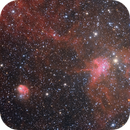 IC 417 - NGC 1931,                                Jerry@Caselle