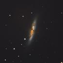M82 - Cigar Galaxy,                                Ahmet Kale