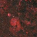 Vela Supernova Remnant,                                Peter64