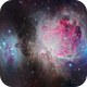 Great Orion Nebula and Running Man Mosaic,                                Phil Brewer