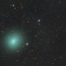 Comet - 46p/Wirtanen,                                Rudy Pohl