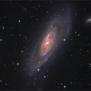 M106,                                sky-watcher (johny)