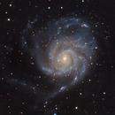 M101 Pinwheel Galaxy,                                Marco Wischumerski