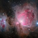 M42: The Orion Nebula,                                Glenn Diekmann