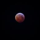 Super Blood Moon,                                Andreas Nilsson