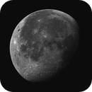 Waning gibbous moon - 82,9%,                                Jean-Marie MESSINA