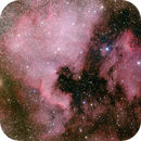 NGC 7000,                                Hsiang-Yu Hsieh