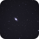 M064 The Black Eye Galaxy,                                Frank Headley