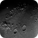 Montes Caueasus, Vallis Alpes, Craters Eudoxus & Aristoteles, 03-13-2019,                                Martin (Marty) Wise