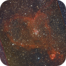 IC1805 - Heart Nebula,                                Nicola