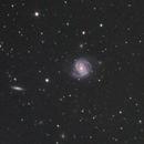 M100 LRGB (widefield),                                Alan Hancox