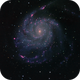 M101 Pinwheel Galaxy,                                John Kulin